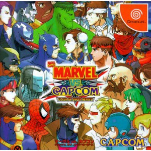 Marvel VS Capcom - Clash Of Super Heroes [DC - Used Good Condition]