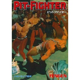 Pit Fighter [MD - Used Good Condition]