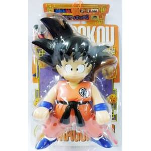 Dragon Ball DX Sofbi Figure 2 - Son Goku [Banpresto] [Used]