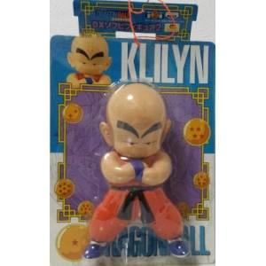 Dragon Ball DX Sofbi Figure 2 - Krilin [Banpresto] [Used]