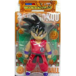 Dragon Ball DX Sofbi Figure 4 - Son Goku [Banpresto]