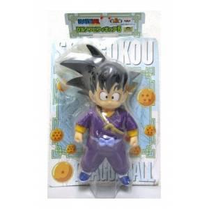 Dragon Ball DX Sofbi Figure 5 - Son Goku Ninja Ver. [Banpresto] [Used]