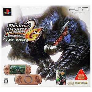 PSP Slim & Lite - Hunter's Pack G (PSP-2000 ZN) [used]