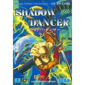 Shadow Dancer - The Secret of the Shinobi [MD - Used Good Condition]