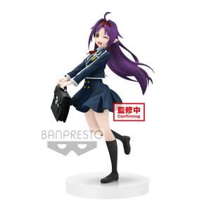 Sword Art Online - EXQ Figure - Yuuki Survivor School Uniform ver. [Banpresto] [Used]