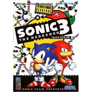 Sonic the Hedgehog 3 [MD - Occasion BE]