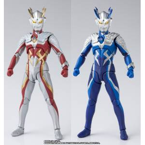 Strong Corona Zero & Luna Miracle Zero Set TAMASHII NATION 2019 Limited [SH Figuarts]