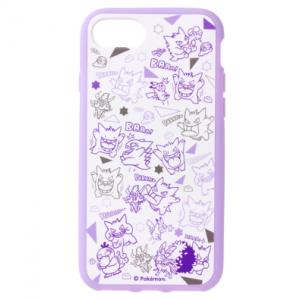 Pokemon - iPhone case 6/6s/7/8 Gengar [GOODS]