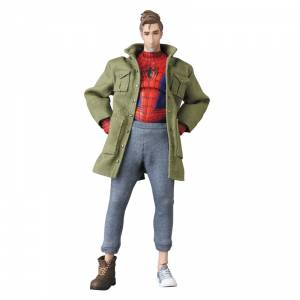 SPIDER-MAN INTO THE SPIDER VERS - SPIDER-MAN / Peter B Parker [Mafex No. 109]