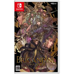 Brigandine: The Legend of Runersia - Standard Edition [Switch]