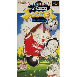 Dolucky no A League Soccer [SFC - Used Good Condition]