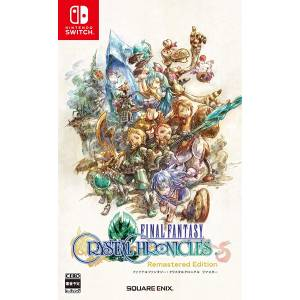Final Fantasy Crystal Chronicles Remastered Edition [Switch]