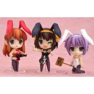 Suzumiya Haruhi no Yuutsu - Bunny Girl Set [Nendoroid 14] [Used]