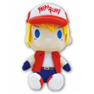 SNK King Of Fighter Plush (Terry Bogard) - Tokyo Game Show 2019 Limited Edition [Goods]