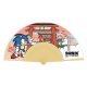 Sonic 5th Folding Fan - Tokyo Game Show 2019 Limited Edition [Goods]