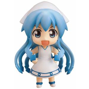 Shinryaku! Ika Musume - Ika Musume [Nendoroid 237] [Used]