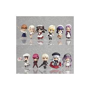 Fate/Hollow Ataraxia - BOX 12x Figures [Nendoroid Petit] [Used]