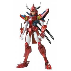 Yoroiden Samurai Troopers Armor Plus - Rekka no Ryo [Tamashii Web Limited] [Used]