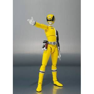 Dekaranger - Deka Yellow (Limited Edition) [SH Figuarts] [Used]