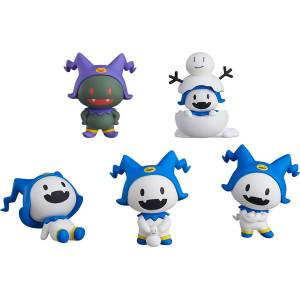 Hee-Ho! Jack Frost Collectible Figures 6 Pack BOX [MAX Factory]