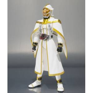 Kamen Rider Wizard - White Wizard (Limited Edition) [SH Figuarts] [Used]