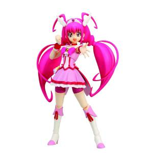 Smile PreCure! - Cure Happy [SH Figuarts] [Used]