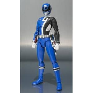 Dekaranger - Deka Blue (Limited Edition) [SH Figuarts] [Used]