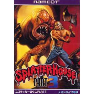 Splatterhouse Part 3 [MD - occasion BE]