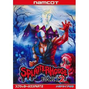 Splatterhouse Part 2 [MD - occasion BE]