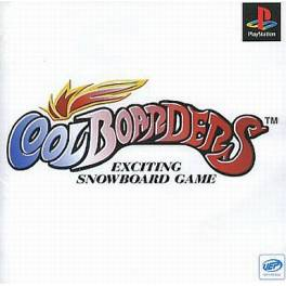 Cool Boarders [PS1 - Used Good Condition]