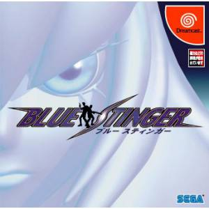 Blue Stinger [DC - Used Good Condition]