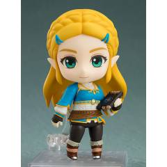 The Legend of Zelda: Breath of the Wild - Princess Zelda Breath of the Wild Ver. [Nendoroid 1212]