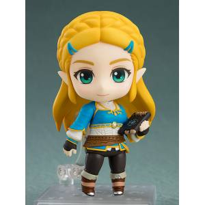The Legend of Zelda: Breath of the Wild - Princess Zelda Breath of the Wild Ver. [Nendoroid 1212]