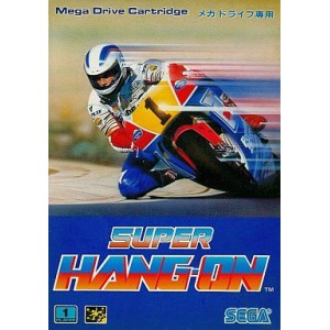 Super Hang-On [MD - Used Good Condition]