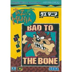 Taz Mania [MD - Used Good Condition]