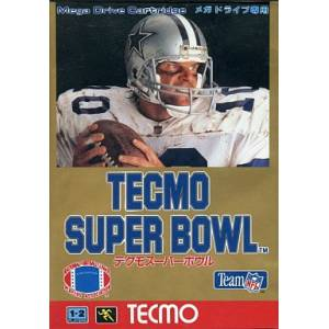 Tecmo Super Bowl [MD - Used Good Condition]
