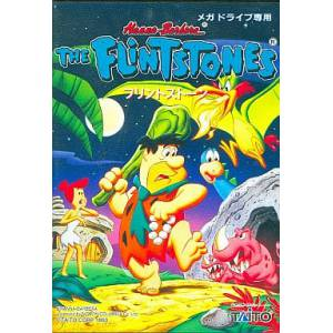 The Flintstones [MD - Used Good Condition]