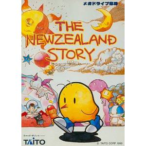 The New Zealand Story [MD - occasion BE]
