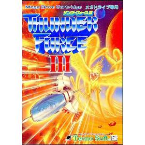 Thunder Force III [MD - Occasion BE]