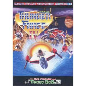Thunder Force IV [MD - Used Good Condition]