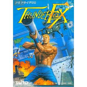 Thunder Fox [MD - Used Good Condition]