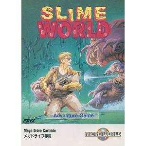 Todd's Adventures in Slime World [MD - Used Good Condition]