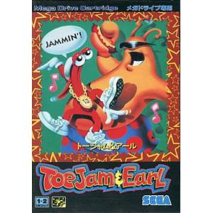 Toejam & Earl [MD - Used Good Condition]
