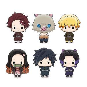 Chokkorin Mascot Kimetsu no Yaiba / Demon Slayer 6 Pack Box [Megahouse]