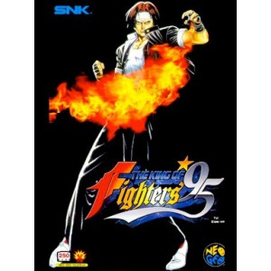 The King Of Fighters '95 [NG AES - Used Good Condition]