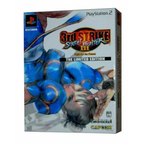 Street Fighter III 3rd Strike - The Limited Edition [PS2 - Used Good Condition]