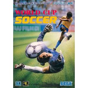 World Cup Soccer / World Championship Soccer [MD - Used Good Condition]