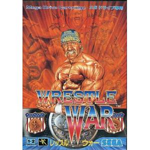 Wrestle War [Mega Drive - used]