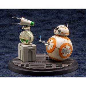 STAR WARS: THE RISE OF SKYWALKER - D-O & BB-8 [ARTFX]