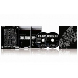 Metal Gear Solid Legacy Collection [PS3]